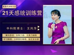 儿童感统失调家庭训练方法教学视频课程(王凤萍 6讲)