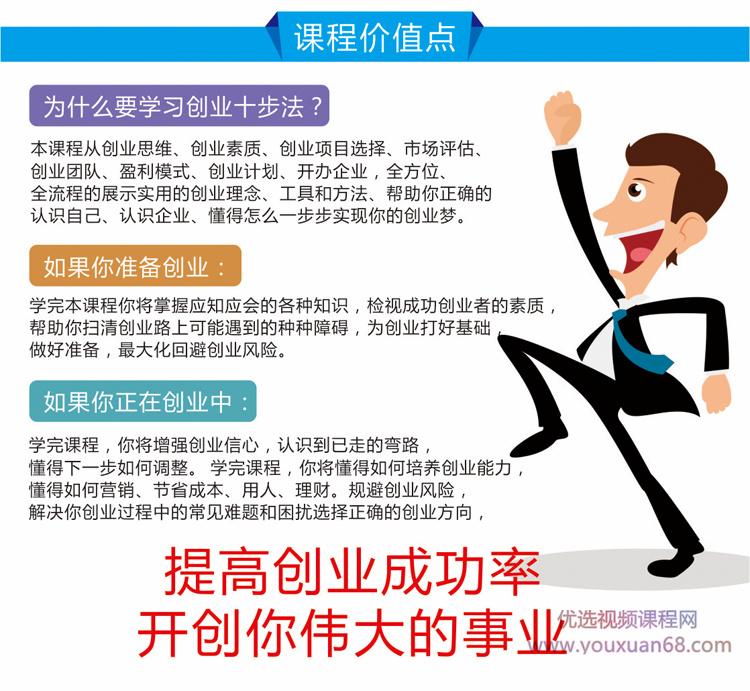 创业十步法-创业成功的秘诀2