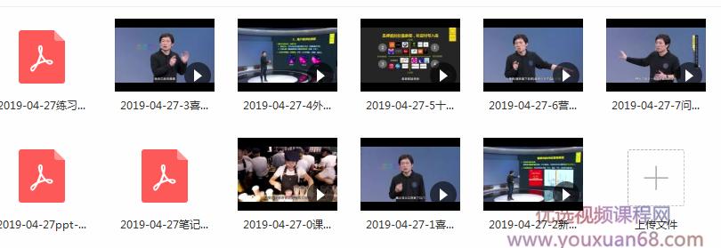 许晓辉–喜茶:价值营销,蓄势爆红新消费品牌目录