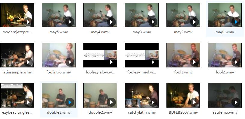 你的第一本架子鼓视频教材_系统全面学习架子鼓教程