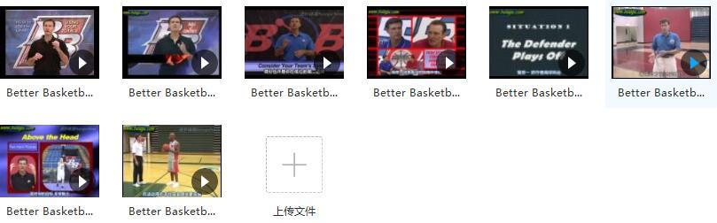 美国著名教练Better Basketball_篮球教学_Betterbasketball篮球教程详细教你1对1防守目录